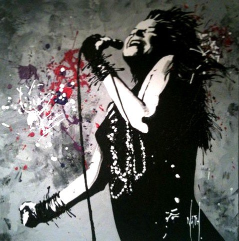 Janis Joplin - Nathalie Manzano