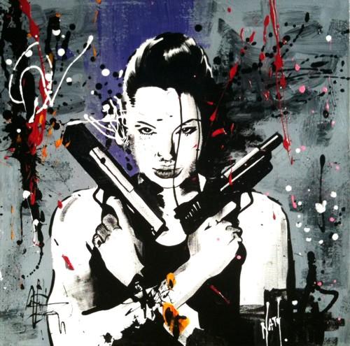 LARA CROFT - Nathalie Manzano