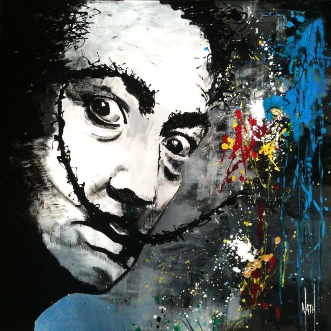 SALVADOR DALI - Nathalie Manzano